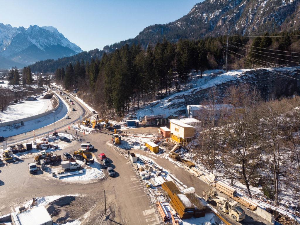 Corona-Pandemie: Auswirkungen auf die Tunnelbaustelle